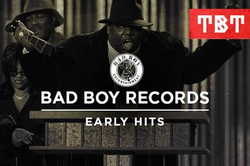#TBT: Bad Boy Records' Early Hits