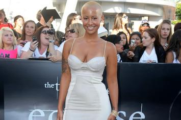 Amber Rose Rumored To Be Dating French Montana's Brother