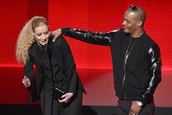 T.I. Gives Iggy Azalea Props For Her Grammy Nominations