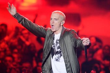 Eminem Visits Terminally Ill Fan In Michigan