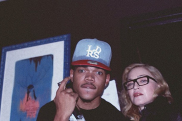 """Chance The Rapper, Nas, Mike Tyson Featured On Madonna's """"Rebel Heart"""" Album"""