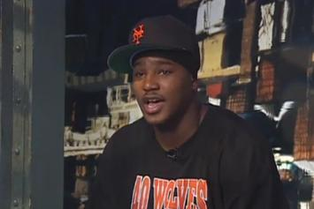 Cam'ron's First Ever Interview With MTV In 1998