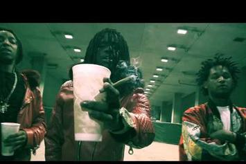 "Chief Keef ""Earned It"" Video"