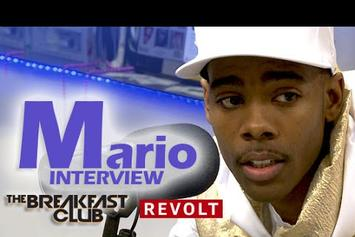 Mario On The Breakfast Club