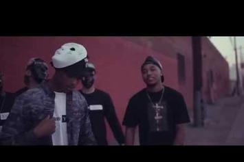 "Mani Coolin Feat. Cozz ""Free My Mind"" Video"