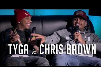 Chris Brown & Tyga Talk Drake Beef, Amber Rose Rant, & More With Hot 97