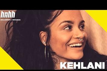 Kehlani Talks Being Influenced By Frank Ocean And Performing Alongside Stevie Wonder