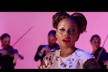 "Chrisette Michele ""Together"" Video"