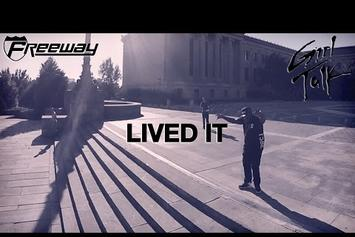 """Freeway Feat. Girl Talk """"Lived It"""" Video"""