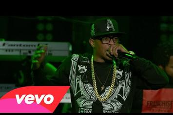 "T.I. Performs ""About The Money"" In L.A."
