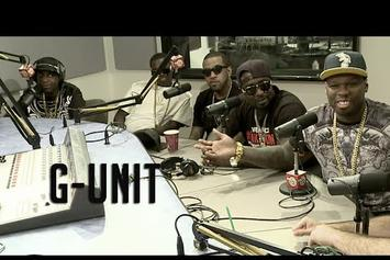 G-Unit On Ebro In The Morning