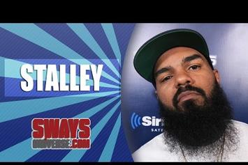 Stalley Freestyles On Sway In The Morning