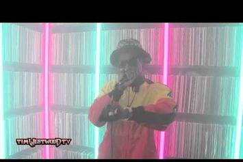 Joey Bada$$ Freestyles On Tim Westwood