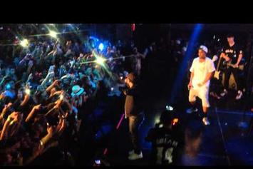 J. Cole Brings Out Kendrick Lamar For L.A. Show