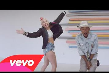 "Pharrell Feat. Miley Cyrus ""Come Get It Bae"" Video"