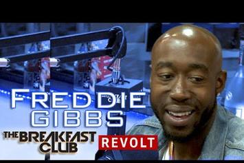 Freddie Gibbs On The Breakfast Club