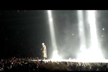 Kanye West Rants About Creativity In Boston