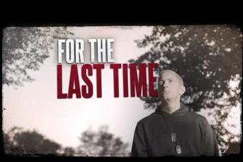 "Eminem's New Commercial For ""The Marshall Mathers LP 2"""
