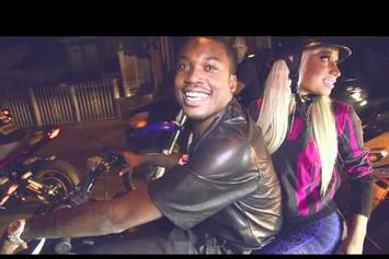 "Meek Mill Feat. Nicki Minaj, Fabolous & French Montana ""BTS Of ""It's Me (I Be On That)"""" Video"