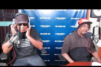 """Danny Brown """"Sway In The Morning Freestyle"""" Video"""