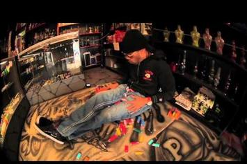 "Redman ""My 2nd Lighter"" Video"