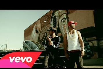 "Marques Houston Feat. Problem ""Give Your Love A Try"" Video"