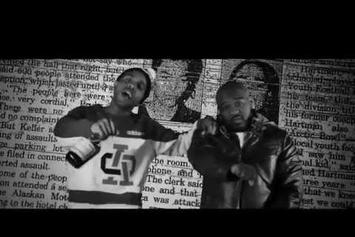 """Te-Money Feat. Verse Simmonds """"Real Eyes"""" Video"""