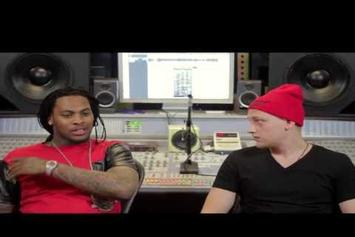 "Waka Flocka ""Talks About Replacing Gucci Mane on his New Single with T.I."" Video"