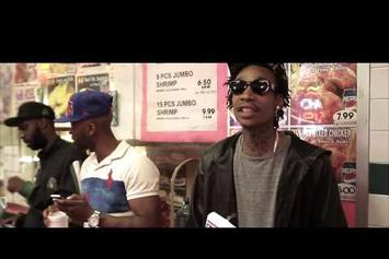 "Wiz Khalifa Feat. Smoke DZA ""Old Chanel"" Video"