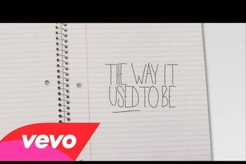 """Mike Posner """"The Way It Used To Be (Lyric Video)"""" Video"""