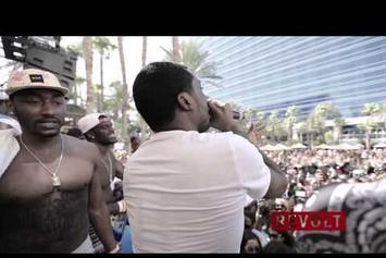 "Meek Mill Feat. Diddy ""Levels (Live In Vegas)"" Video"