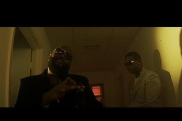 "Gucci Mane Feat. Rick Ross ""Trap House 3"" Video"