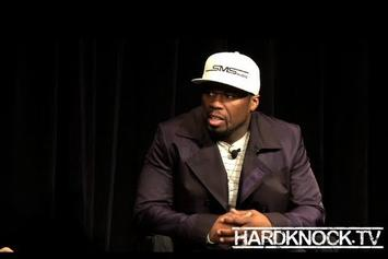 "50 Cent ""Talks On Conscious Capitalism, Africa, Bay Area Artists"" Video"