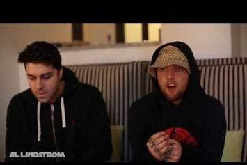 "Mac Miller ""Speaks On Upcoming Album, Criticism"" Video"