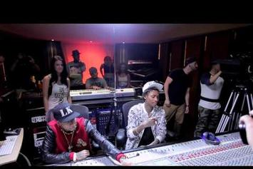 "DJ Felli Fel Feat. Ne-Yo, Tyga & Wiz Khalifa  ""Reason To Hate (BTS)"" Video"