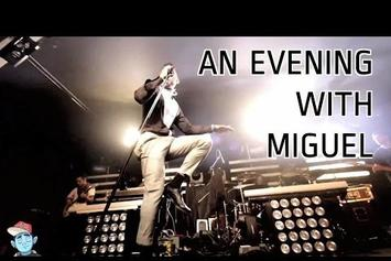"""Miguel """"An Evening With Miguel"""" Video"""