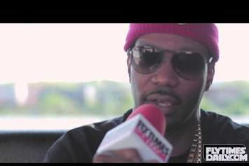 "Juicy J ""Announces ""Stay Trippy"" Release Date"" Video"