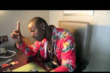 "Kevin McCall ""Shotgun (420)"" Video"