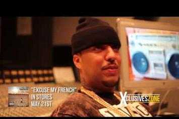 """French Montana """"Talks """"Excuse My French"""" """" Video"""