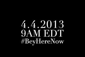 "Beyonce ""#BeyHereNow (Preview)"" Video"