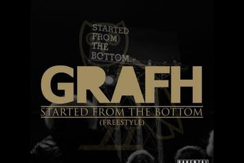 "Grafh ""Started From The Bottom (Freestyle)"" Video"