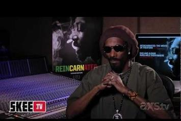 "Snoop Dogg ""Talks ""Reincarnated,"" Suge Knight, Diplo, Drake"" Video"