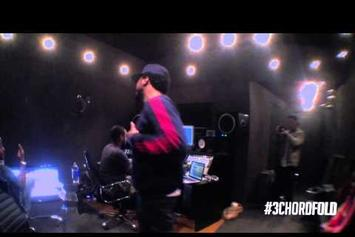 "Problem ""In The Studio With Terrace Martin"" Video"