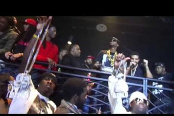 """Drake Feat. 2 Chainz """"Performs """"Started From The Bottom"""" & More In Houston"""" Video"""