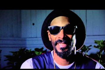 "Snoop Dogg ""Speaks On Bunny Wailer's Comments"" Video"