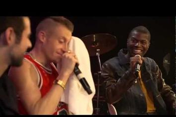 "Macklemore Feat. Ryan Lewis ""YouTube Concert"" Video"
