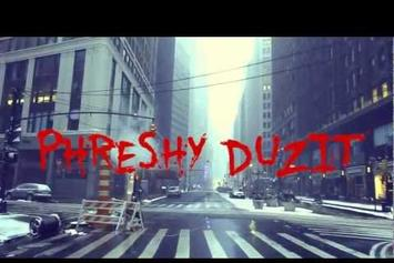 "Phreshy Duzit ""American Love"" Video"