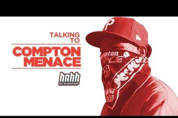 "Compton Menace ""Compton Menace Interview - HNHH Exclusive"" Video"