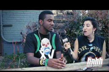"XV ""Exclusive Interview With HotNewHipHop @ SXSW"" Video"
