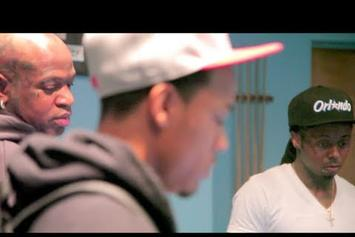 "Bow Wow ""In The Studio with Lil Wayne"" Video"